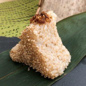 玄米おかか