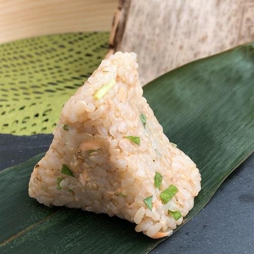 玄米三つ葉